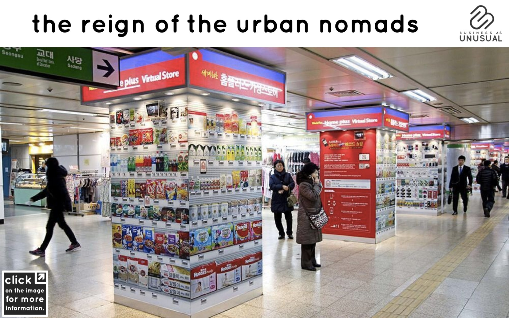 The Reign of the Urban Nomads - Home Plus