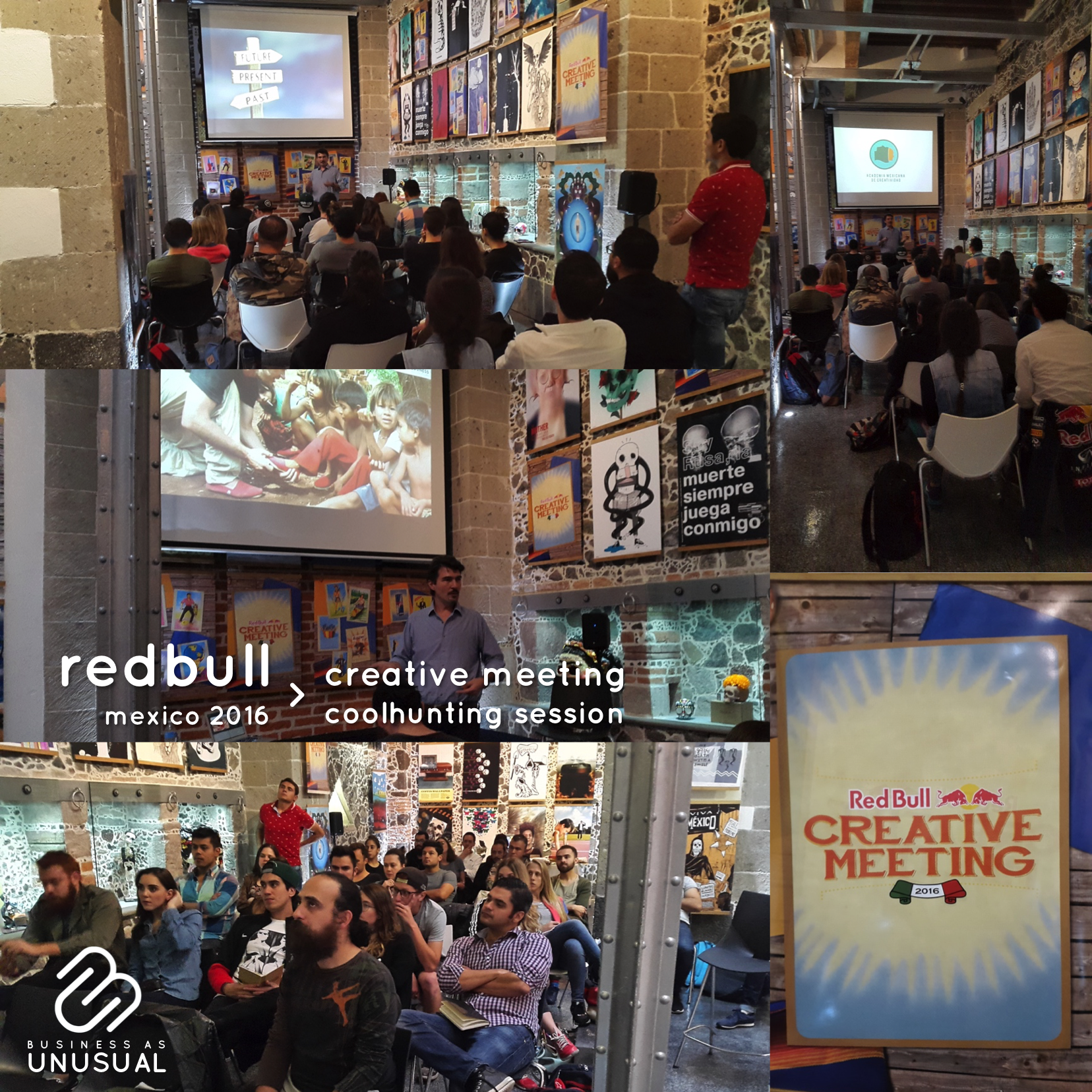 Red Bull Creative Meeting - Coolhunting Session