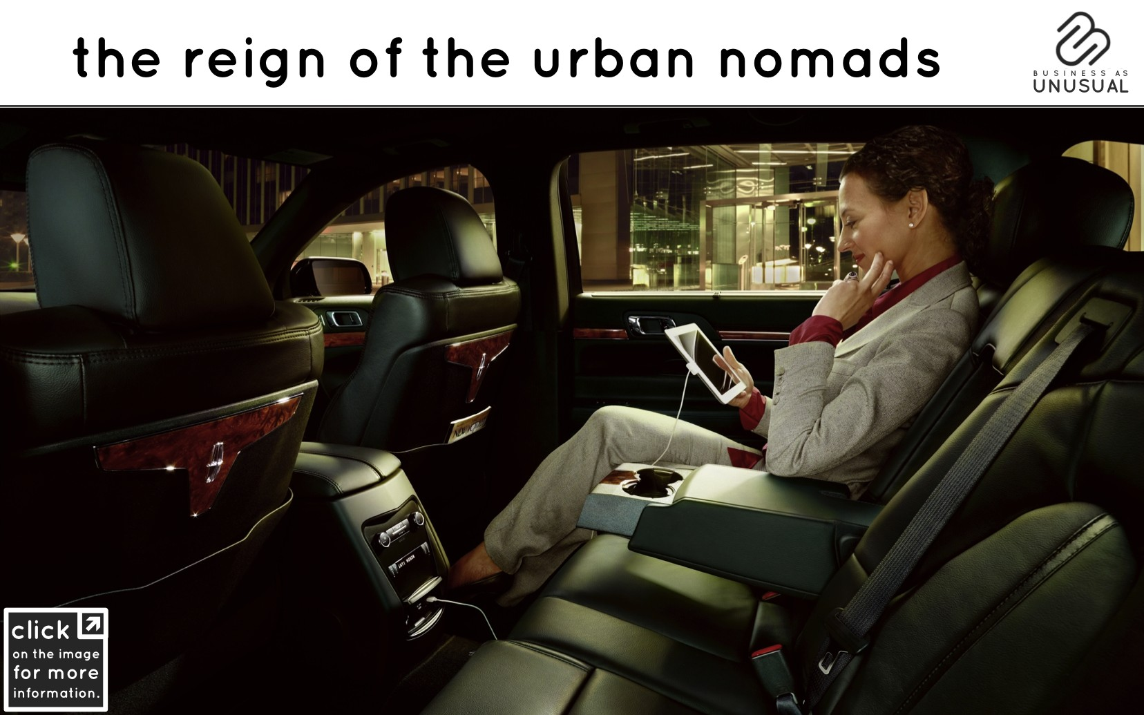 the reign of the urban nomads - uber