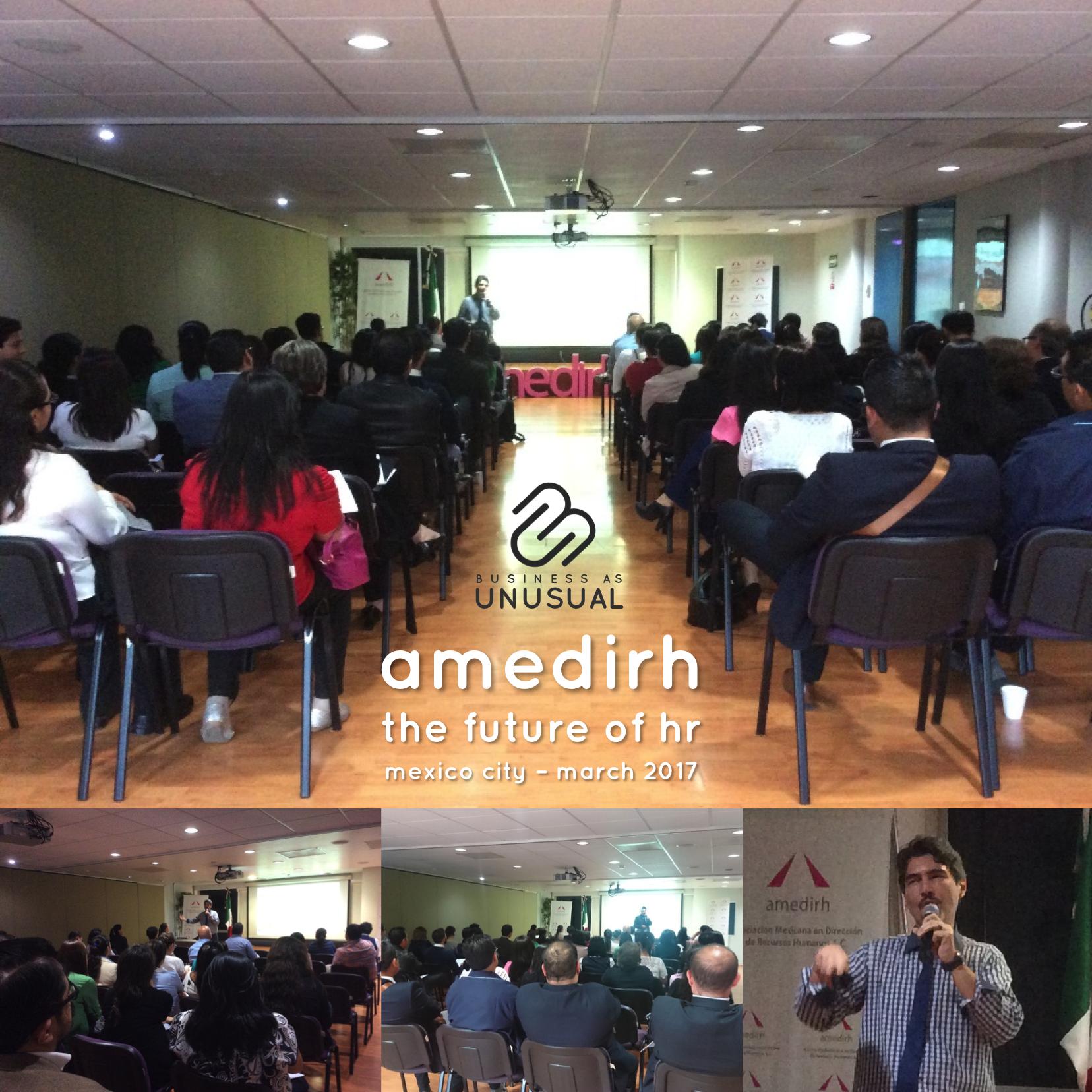 AMEDIRH - The Future of Human Resources