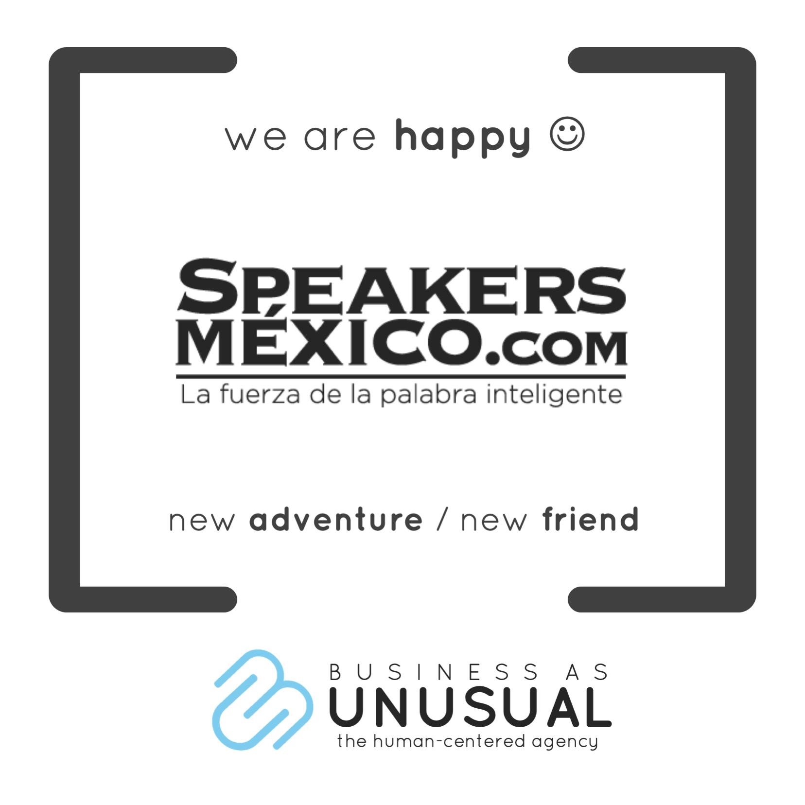 Speakers Mexico