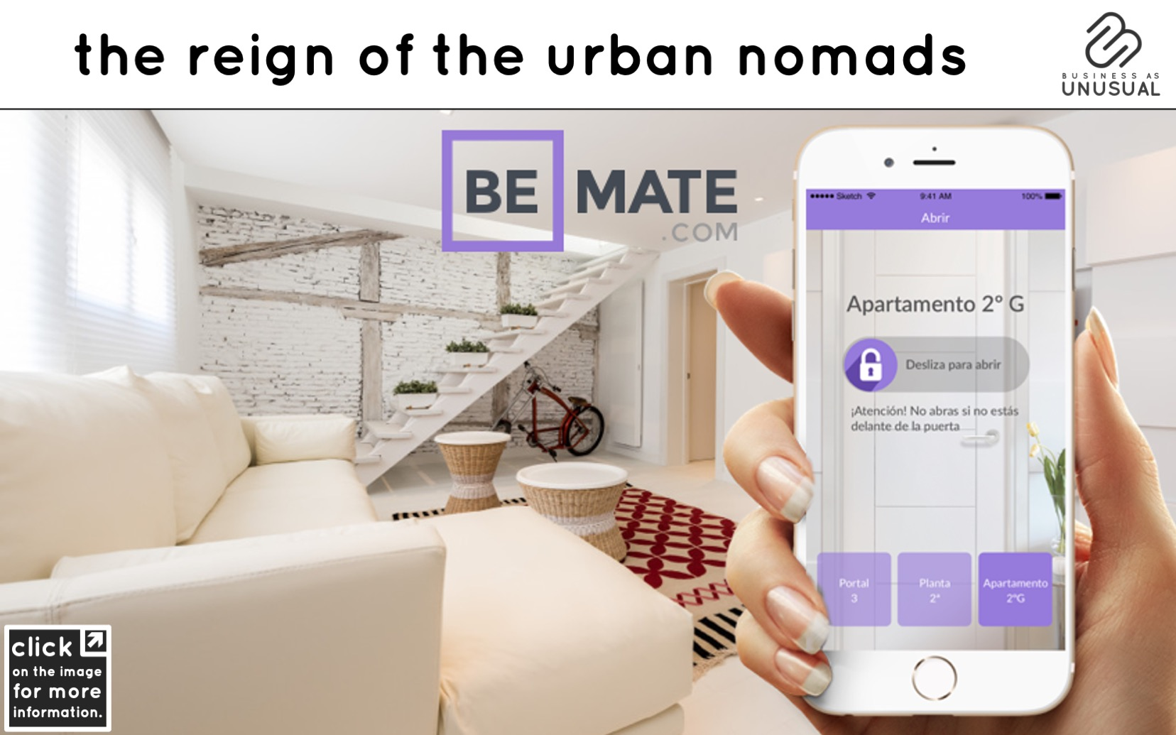 The Reign of the Urban Nomads - Bemate