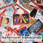 Deck: Behavioral Trend Cards for Value Creation