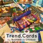 Behavioral Trend Cards for Value Creation